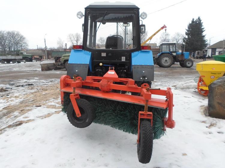 """КП """"ВУКГ"""", нова техніка, трактор"""