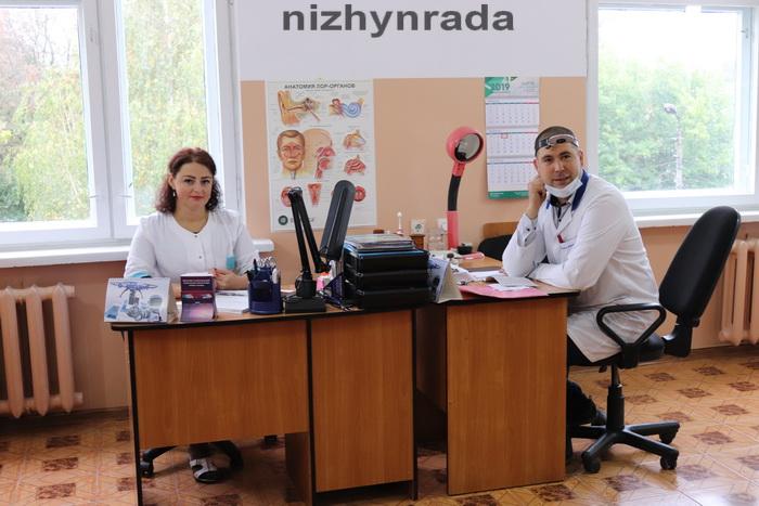 лікарі, кабінети