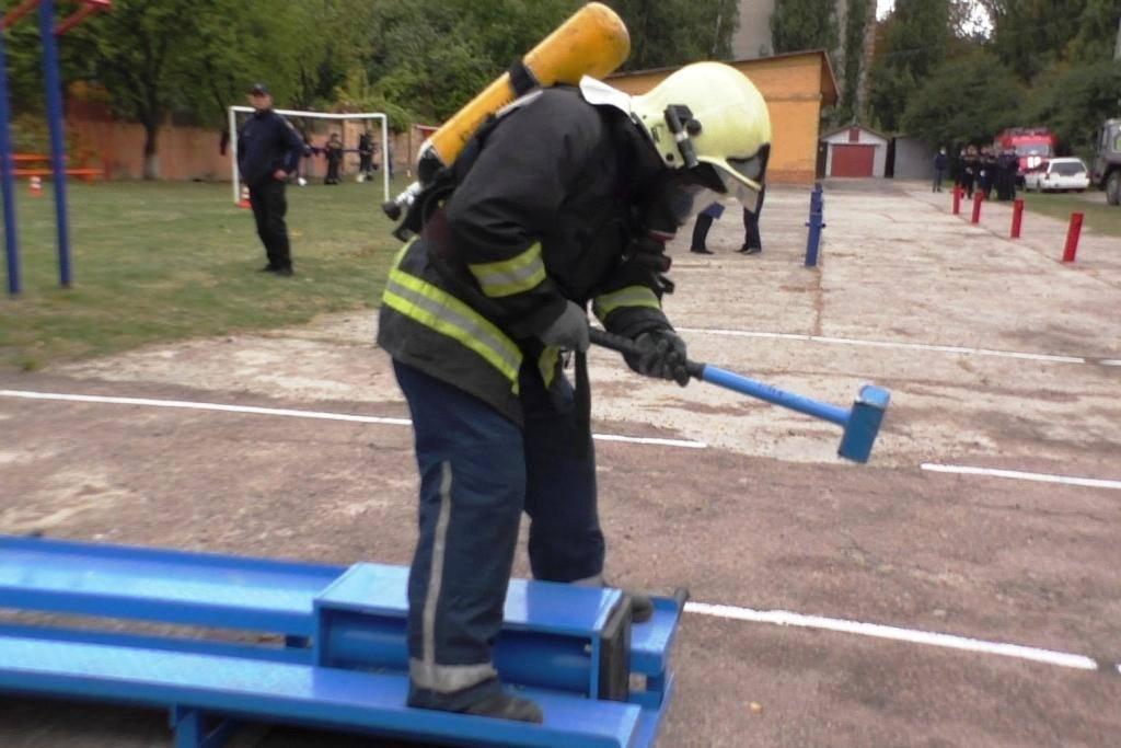 пожежники, рятувальники, змагання, область
