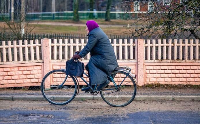 ДТП, велосипед, вантажівка