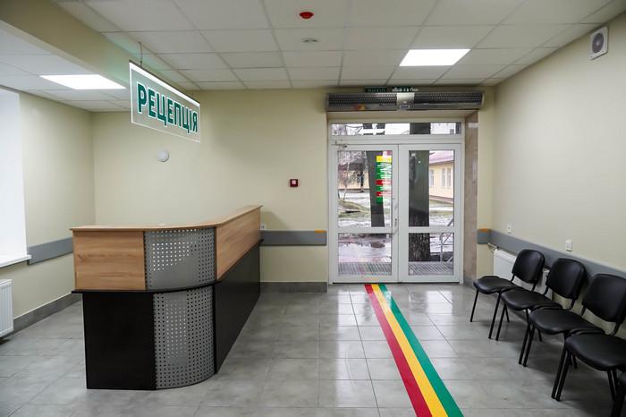 Ніжин, медична галузь, медицина, Велике будівництво, приймальне відділення, Ніжинська ЦМЛ, лікарня