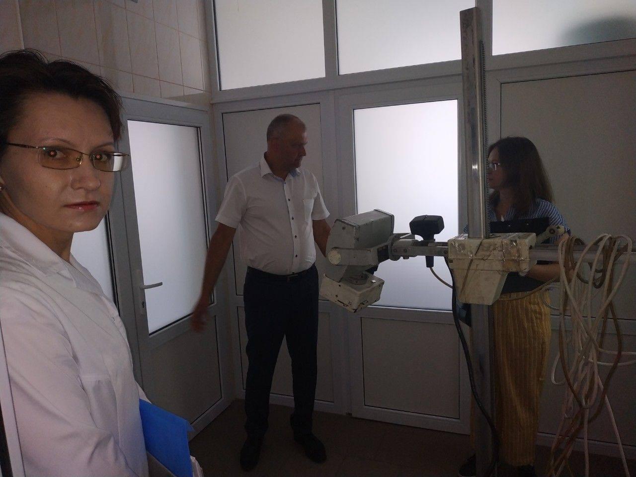Ніжин, медичні заклади, рентген, оперативне втручання