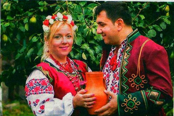 """Ірина Стребкова, """"Зважені та щастиві"""", чоловік"""