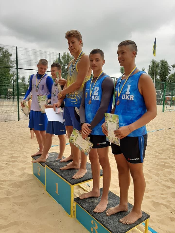 чемпіонат, пляжний волейбол