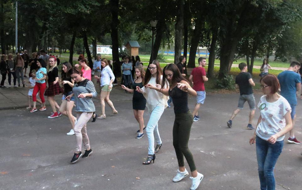 Open Dance, рок-н-рол, майстер-клас
