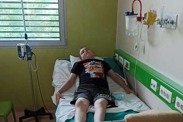 Нікіта Постніков, хвороба, лікування в Італії, кошти, здір, допомога