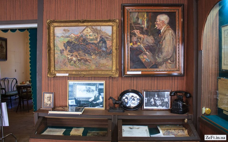 Ніжин, краєзнавчий музей, відділи