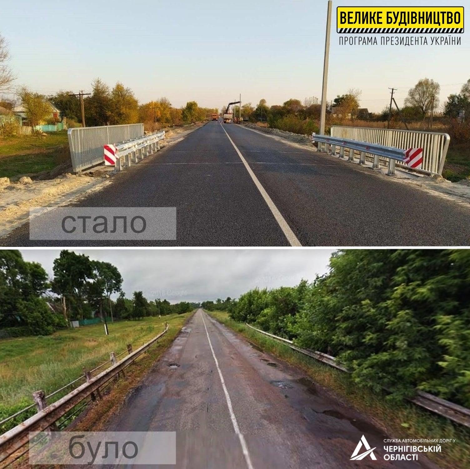 мости, ремонт, Ніжин-Прилуки