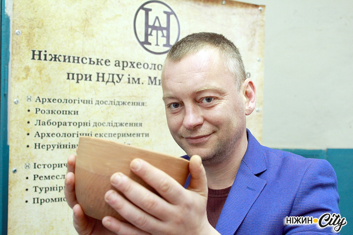 гончарна студія, Іван Кедун