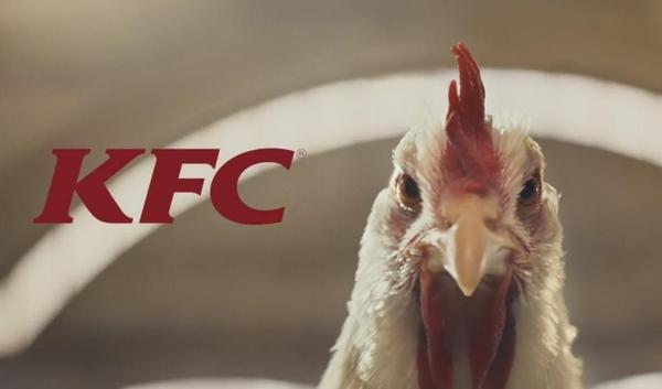 KFC, реклама