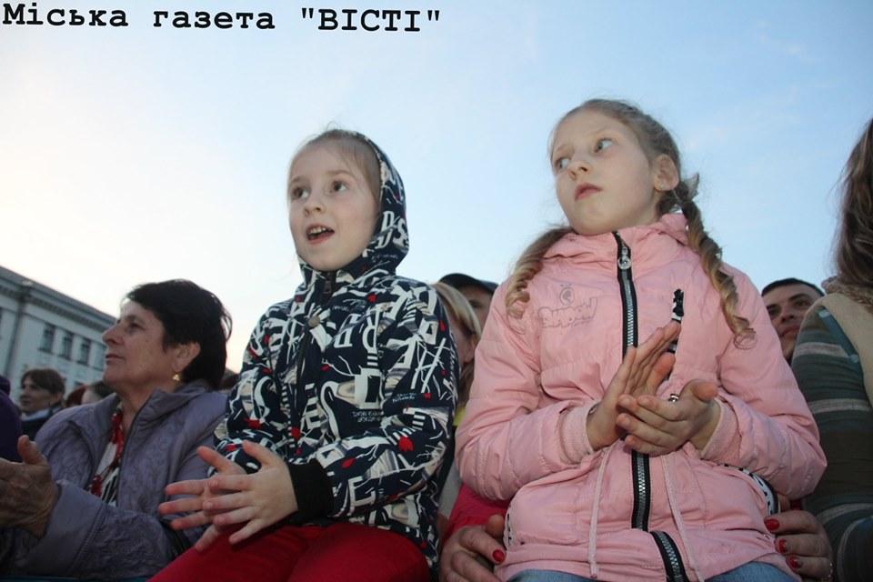 Віктор Павлік, День міста