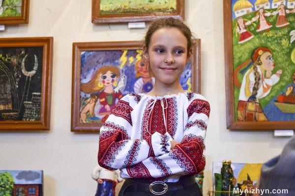 перемога, художниця, Мирослава Павлюченко