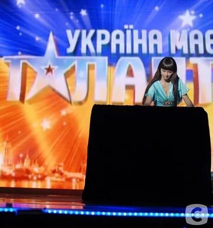 Ксенія Симонова, Америка має талант, фінал