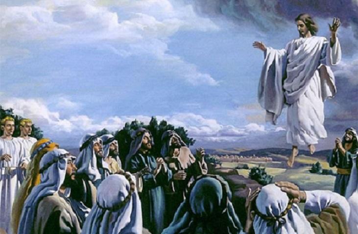 свято, Вознесіння Христове, Ісус Христос