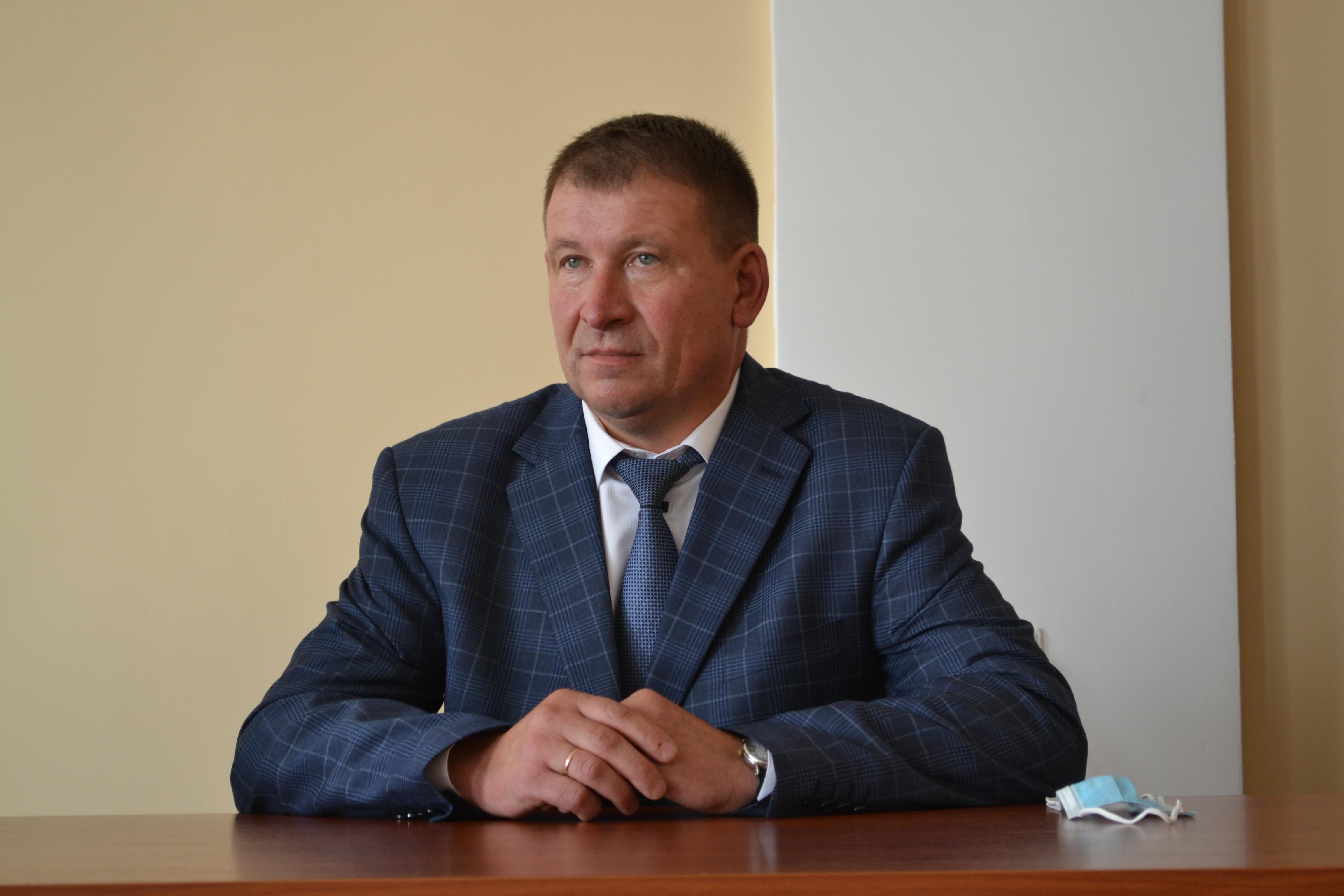 голова, Ніжинська РДА, Григорій Ковтун