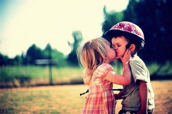 Поцілунки, свято