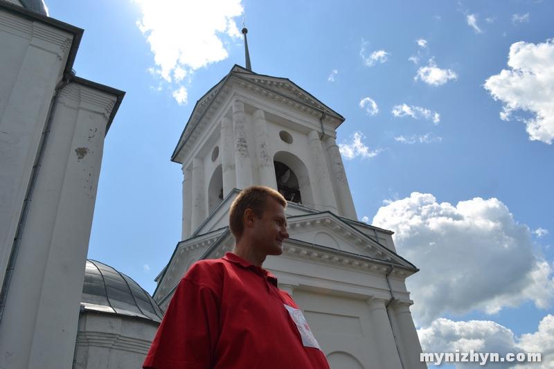 ярмарок, благодійність, Покровська церква