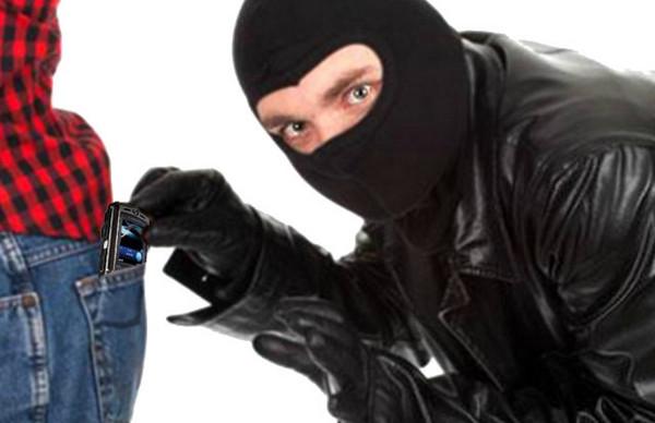 грабіжник, мобільні телефони, підлітки, поліція, затримання
