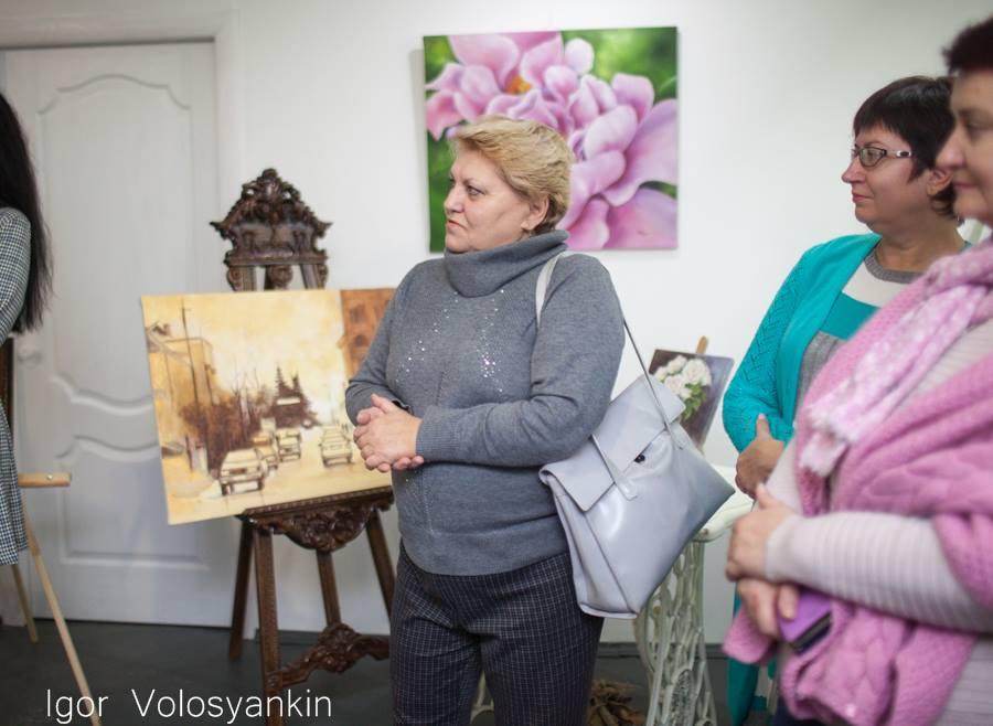 Гільдія митців, Ігор Волосянкін, Юлія Петренко