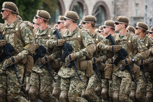 армія, збройні сили