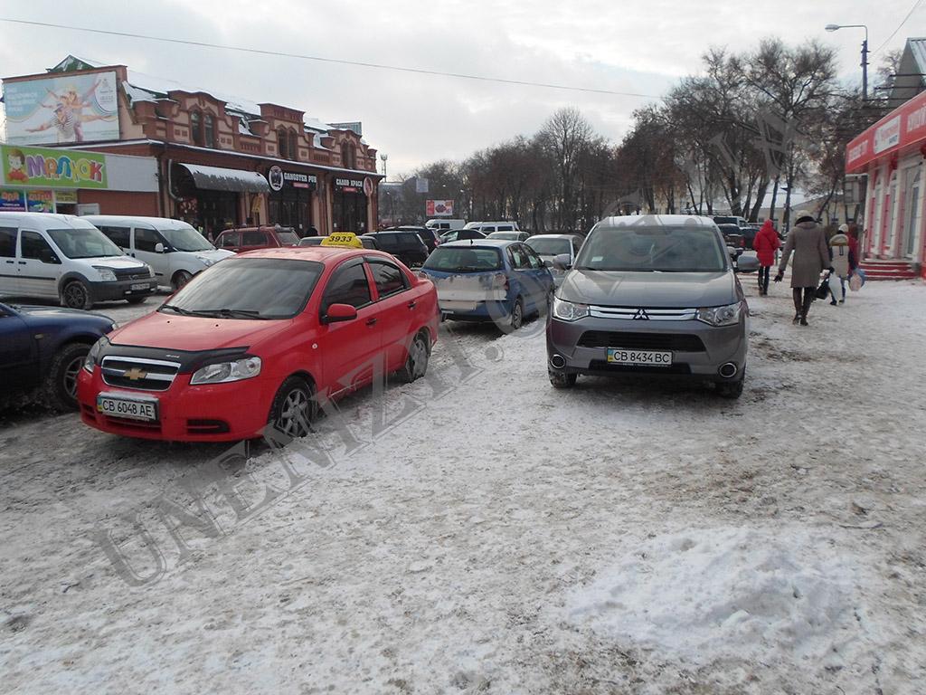 прибирання снігу, сніг, КП ВУКГ