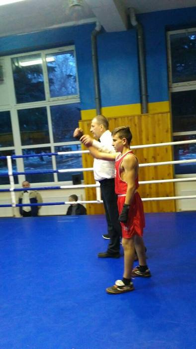 бокс, турнір,