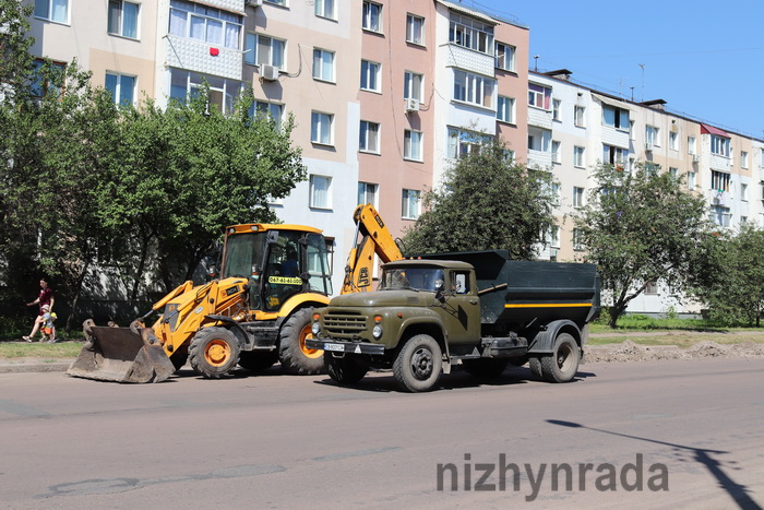 дорожні роботи, реконструкція, перехрестя, рух транспорту