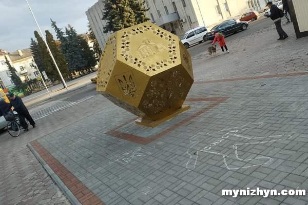 октаедр, поліція