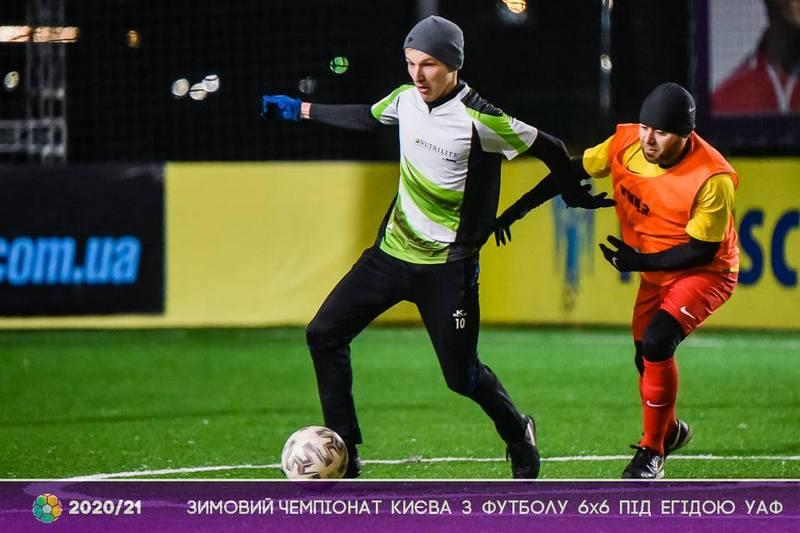 футбол, ФК НІЖИН, Київ, зимовий чемпіонат