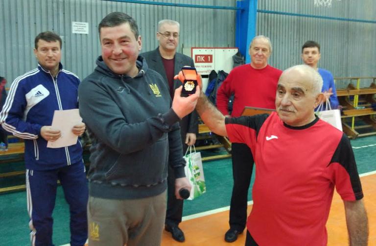 """футзал, чемпіонат, команда """"Ветеран-Ніжин"""", перемога"""