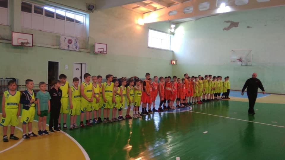 баскетбол, КДЮСШ, перемога