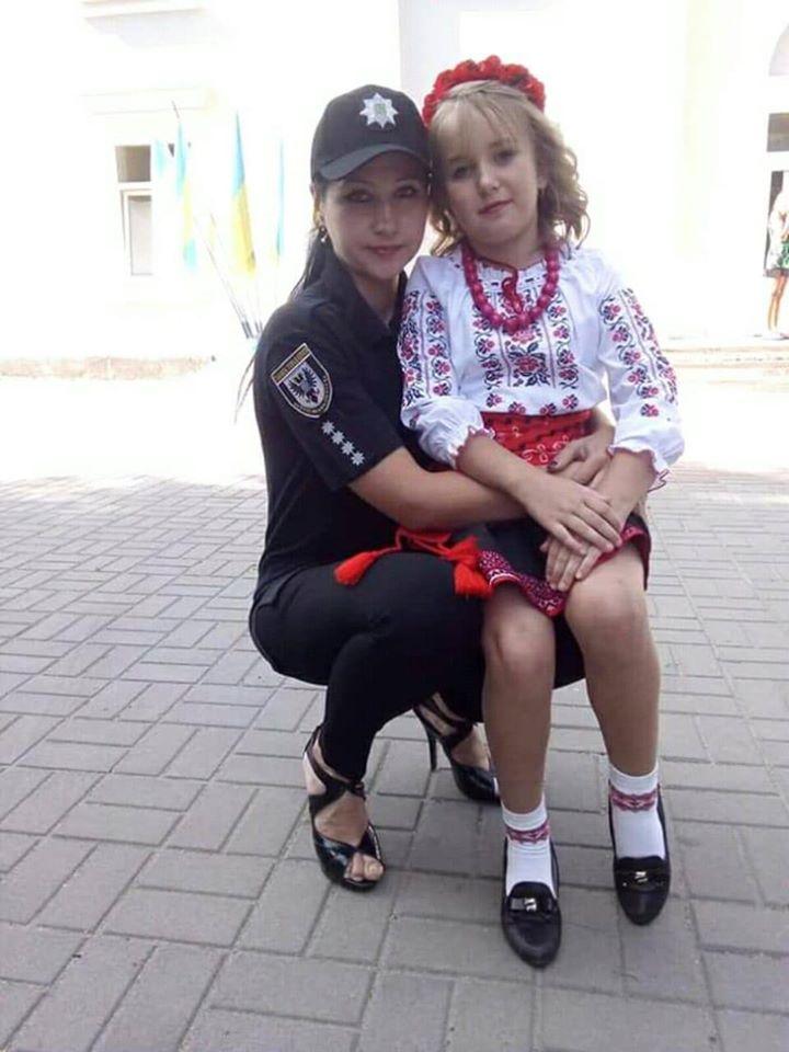 поліція, діти, робота, Юлія Помазан