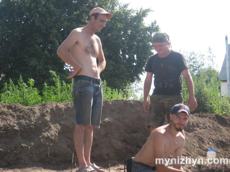 Експедиція, Новгород-Сіверський, експеримент, археологи