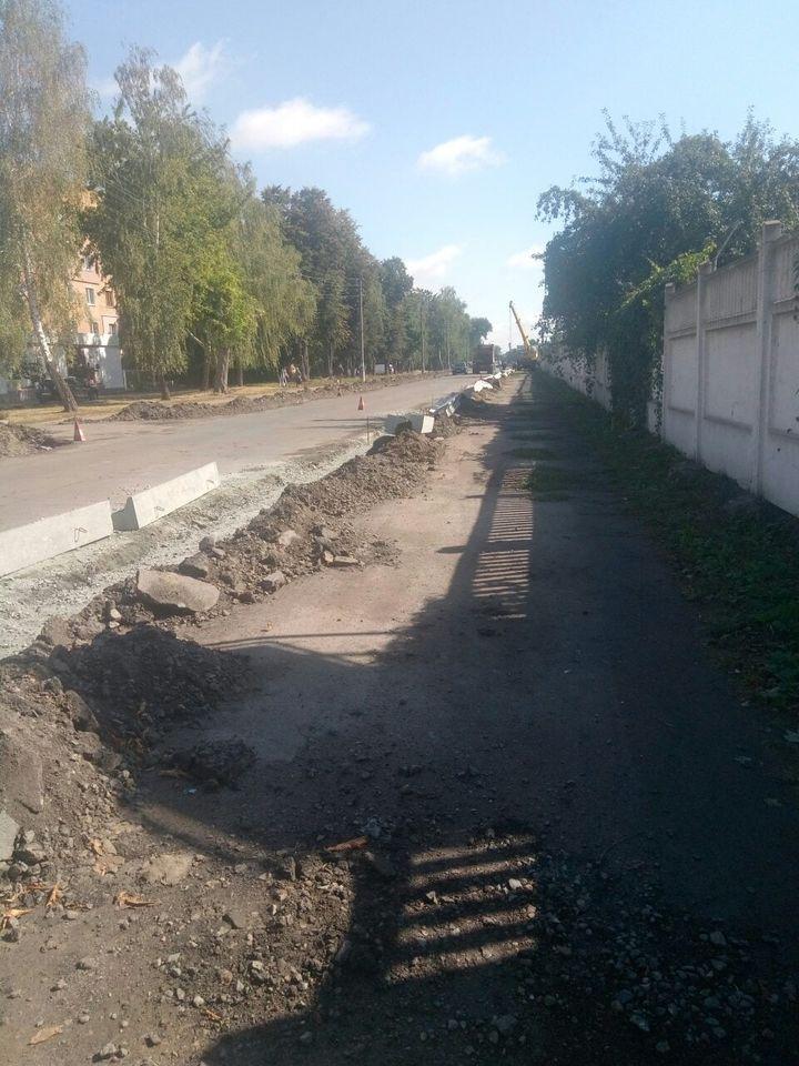Управління ЖКГ та Б, ремонт доріг, ТОВ