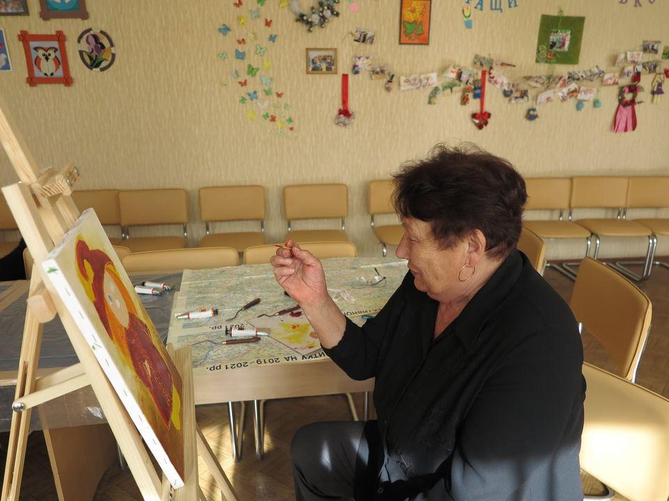 терцентр, майстерня, особи з інвалідністю