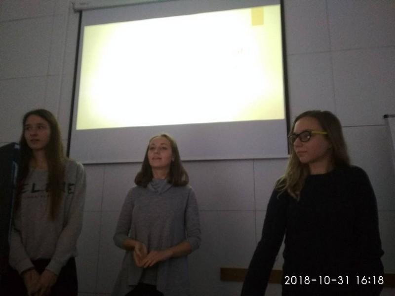 заняття, французька мова, університет