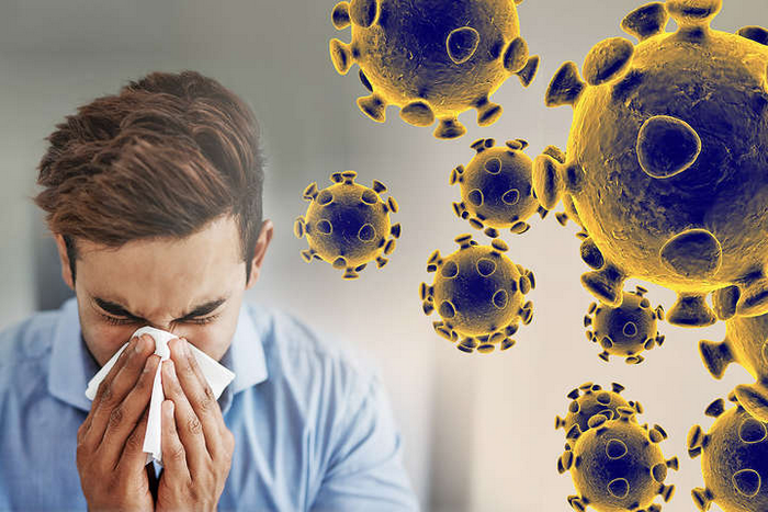 коронавірус, захворювання