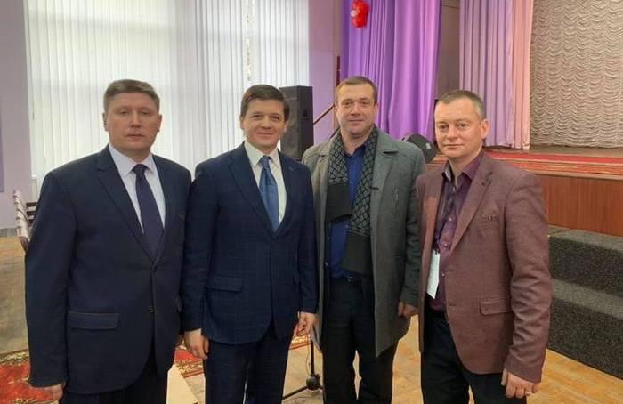 Іван Кедун, Олександр Харченко
