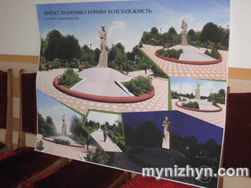 Пам'ятник, встановлення, бюджет, Лінник