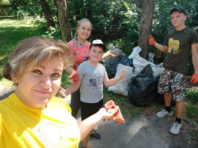 прибирання, Ніжин, сміття, Всесвітній день прибирання