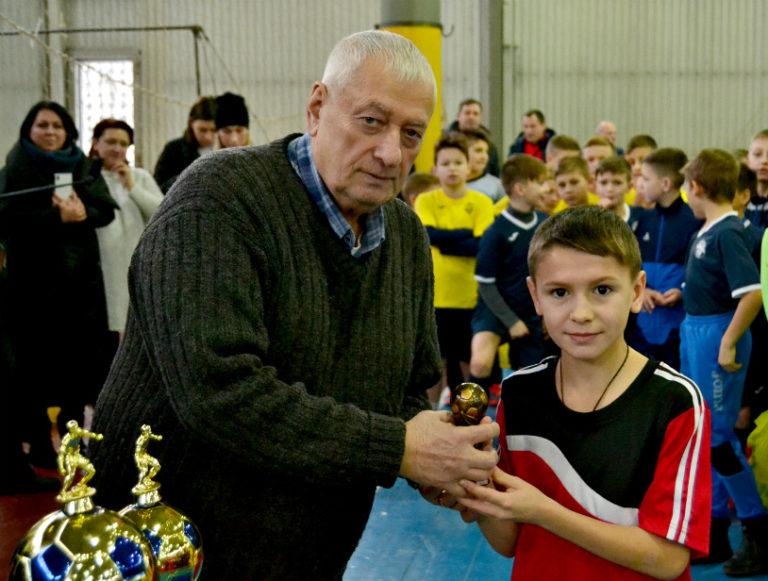 футбол, свято, нагородження