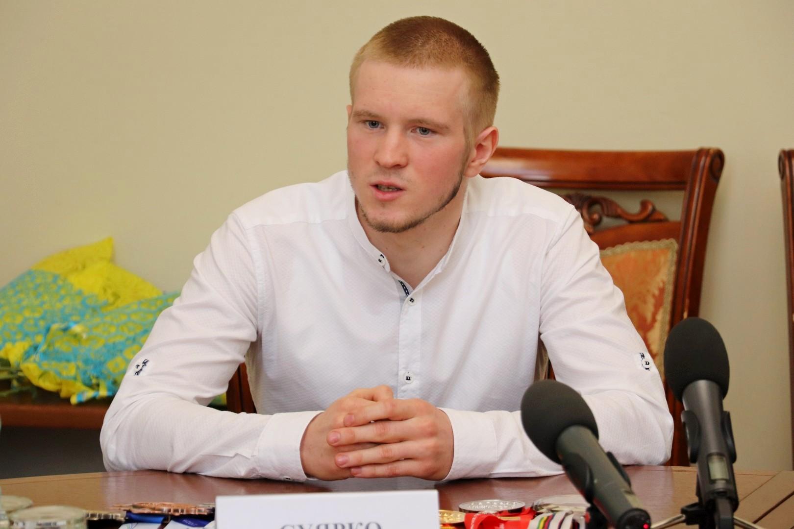 Дмитро Суярко, Чернігівська ОДА