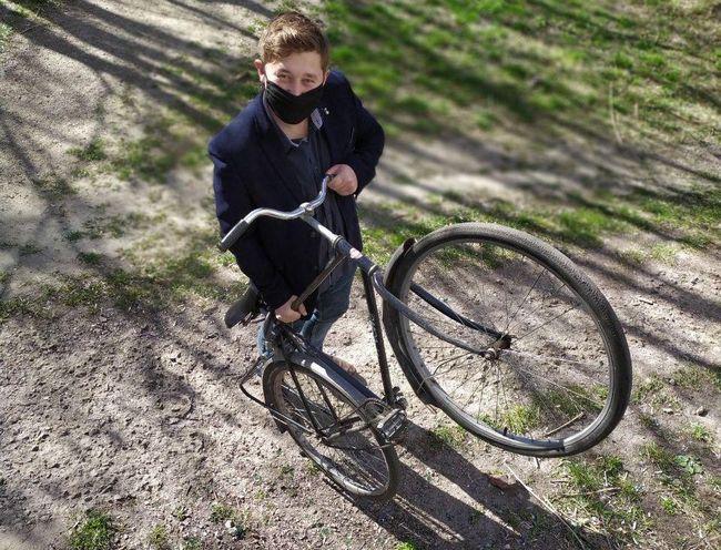 велосипед, карантин