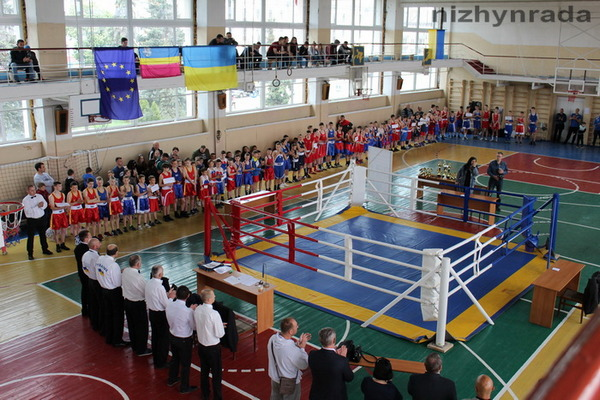 турнір, бокс