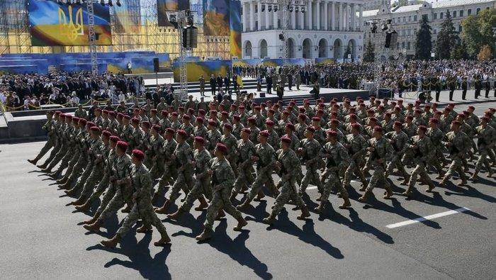 президент, День Незалежності, парад, скасування