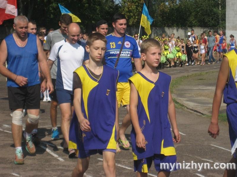Другий щорічний фестиваль спорту, краси та здоров'я, фестиваль спорту