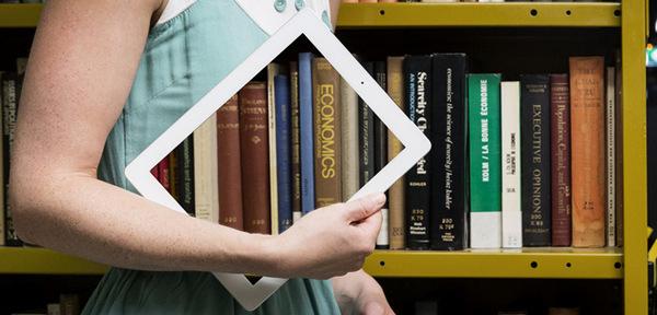 Онлайн-бібліотека, електронні підручники