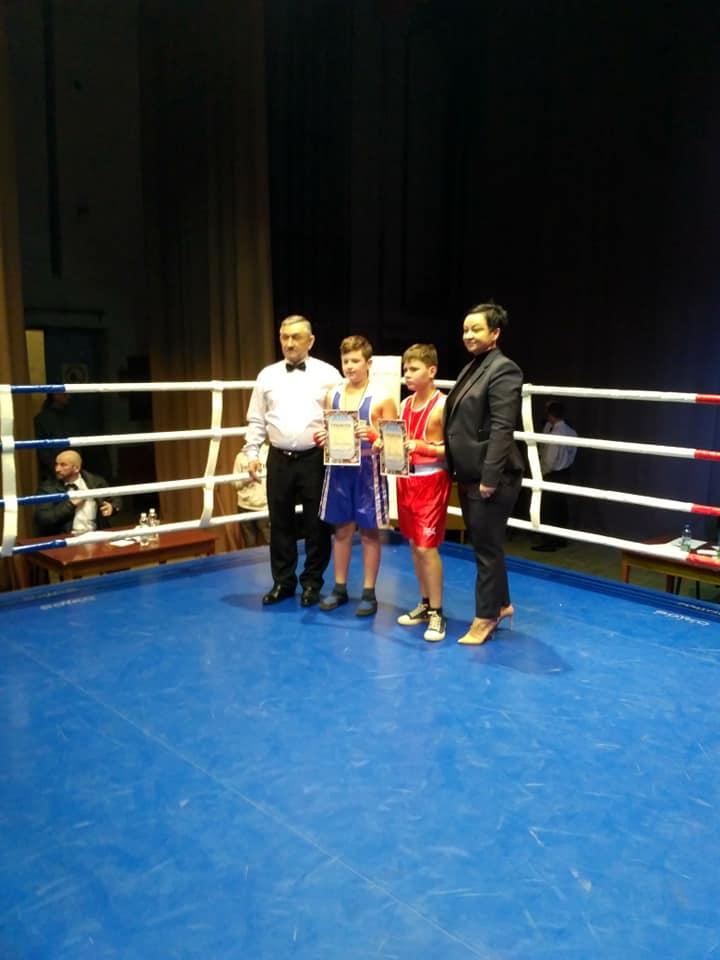 бокс, перемога, всеукраїнський турнір