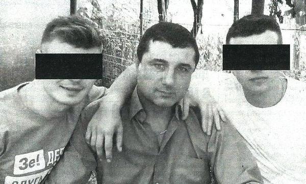 Станіслав Багмут, згвалтування, поліція