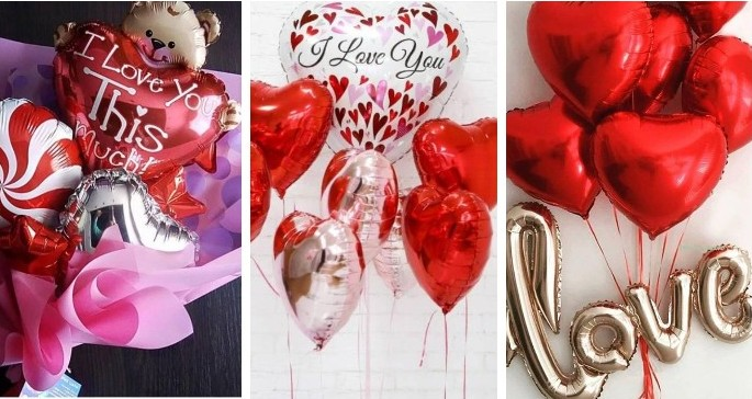 День всіх закоханих, подарунки, ідеї